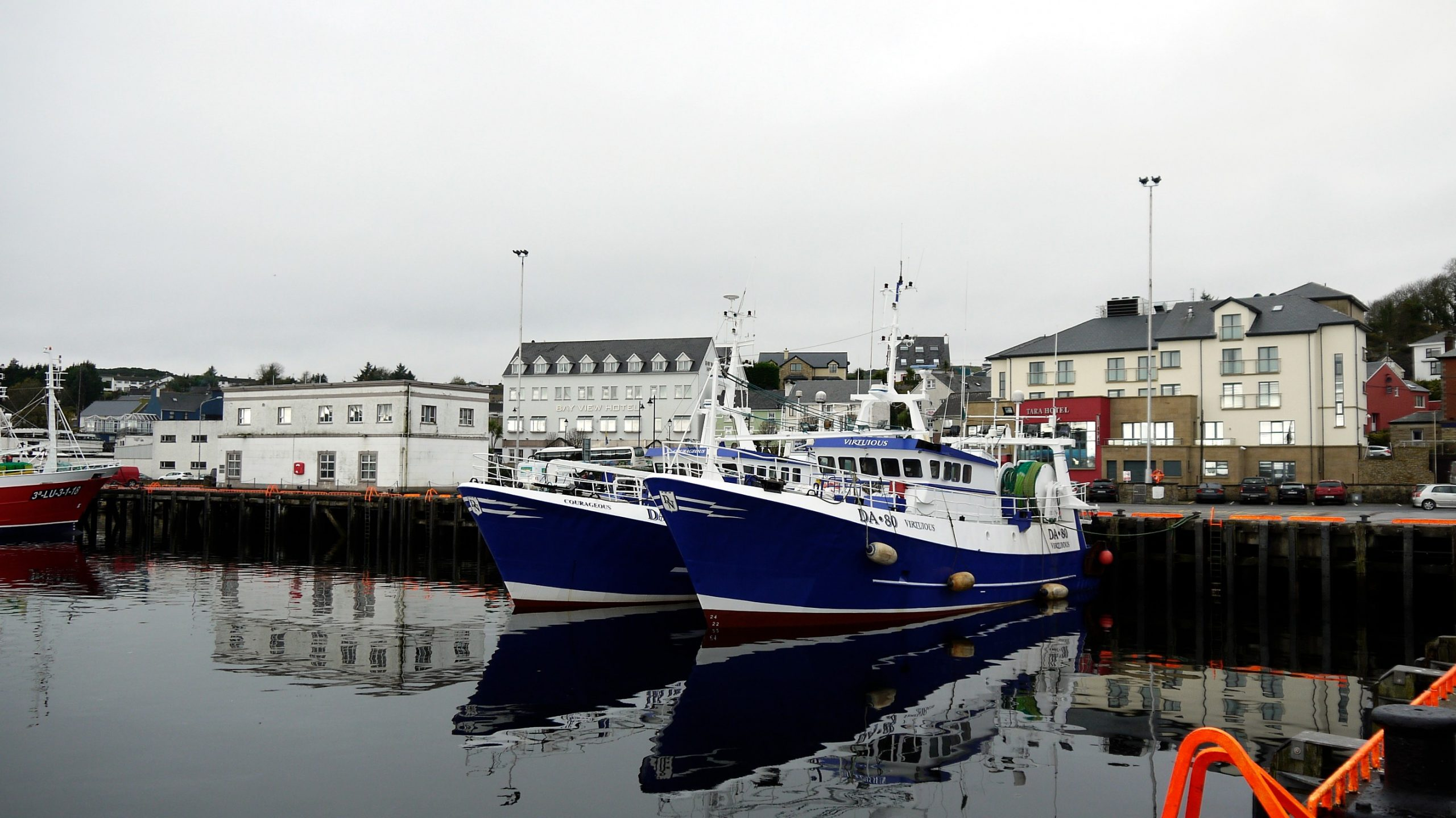 Killybegs Pier
