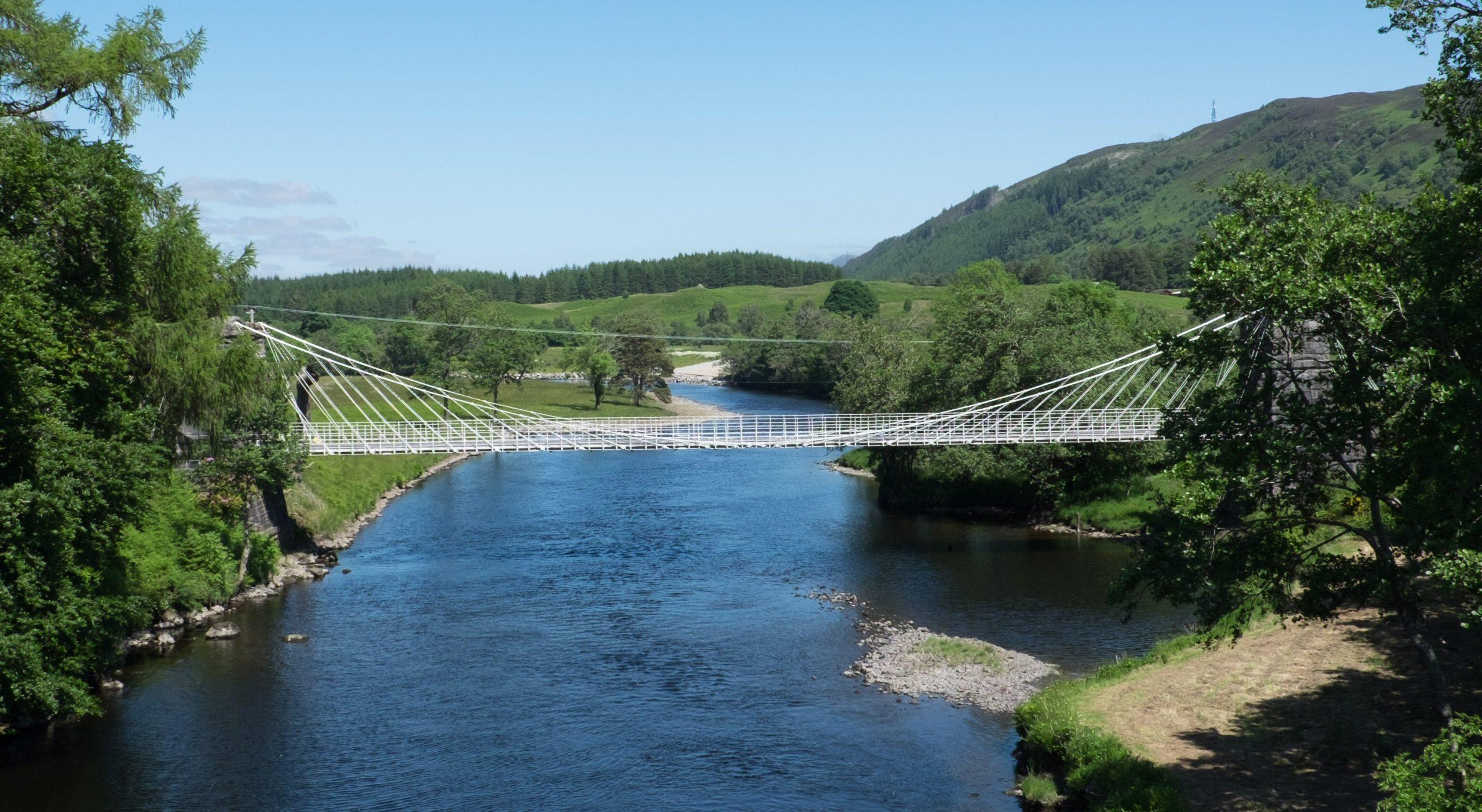 river oich, scotland