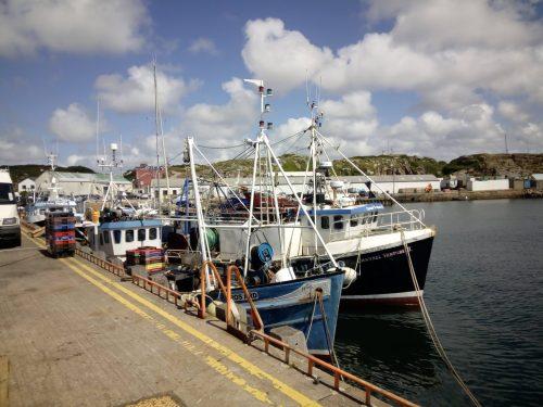 Burtonport Harbour