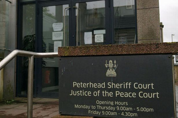 Peterhead Sheriff's Court
