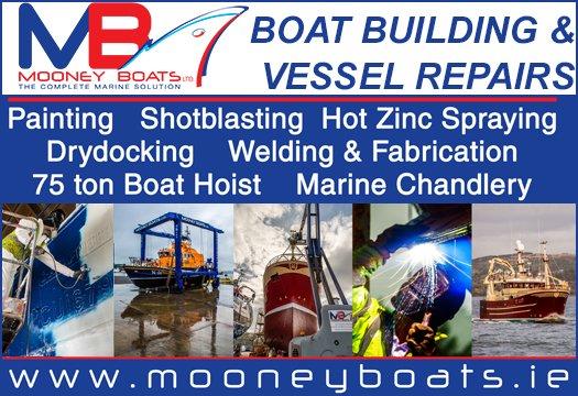 Mooney Boats Ltd Killybegs