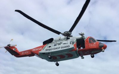 Fisherman airlifted from Faeroe Islands trawler off Cork coast