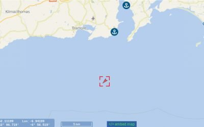 Naval Divers join Search for Missing Wexford Fisherman