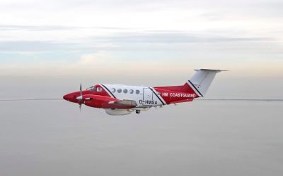 MCA launch new state-of-the-art aircraft to boost sea rescues