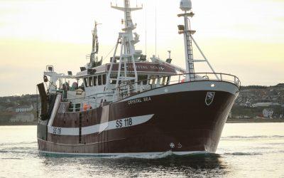Macduff Shipyards new build 'Crystal Sea' a star package