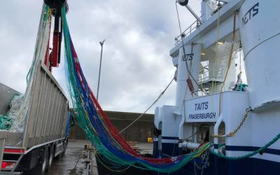 Icelandic giants Hampiðjan buys into Jackson Trawls
