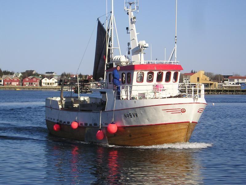 norwegian fishing boat