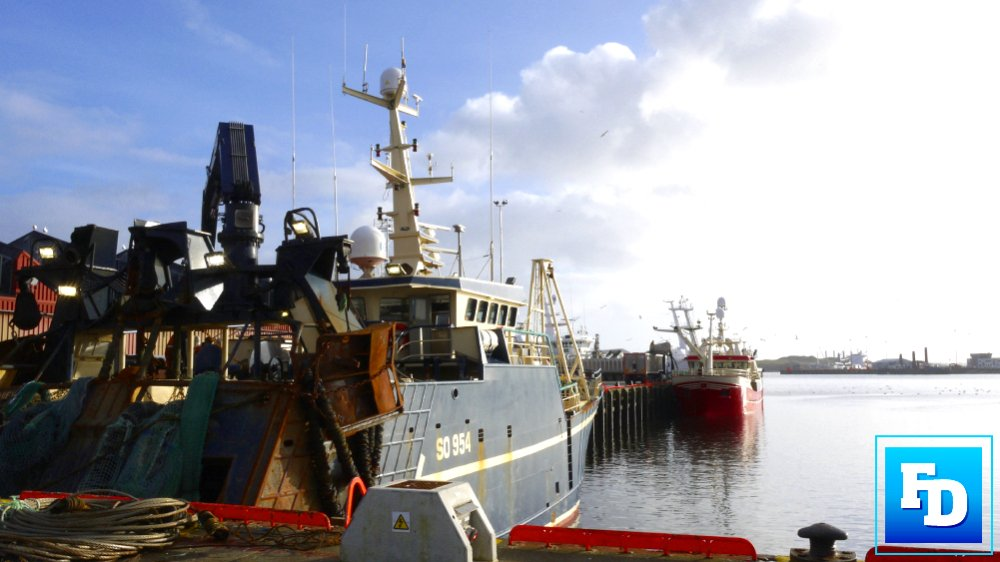 Irish fishing vessels REM