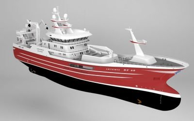 UK Partnership orders new 75 metre trawler from Karstensens