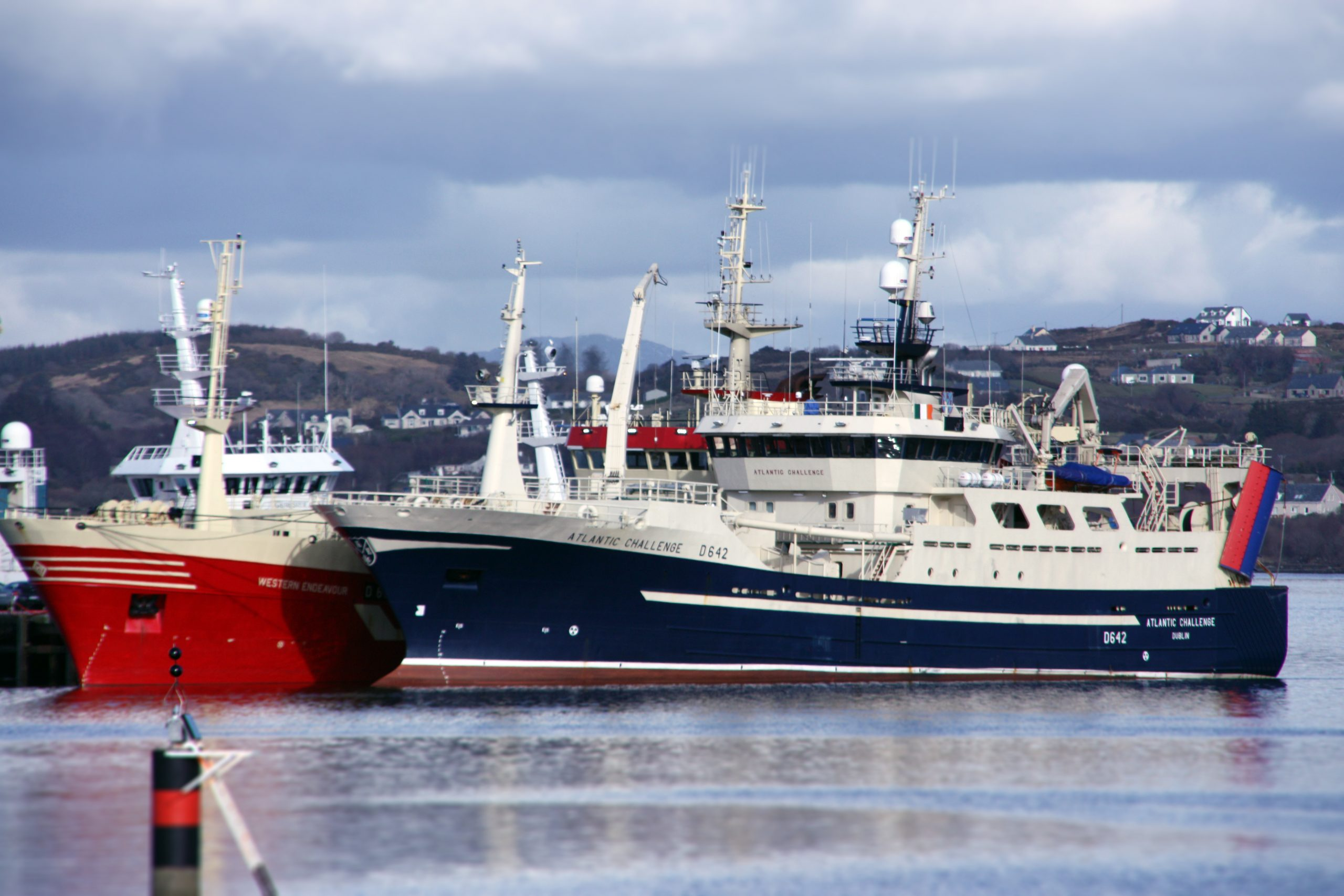 Irish Commercial Fishing Industry