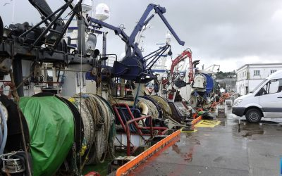 Future of Fisheries unclear ahead of tomorrow's Trade negotiations