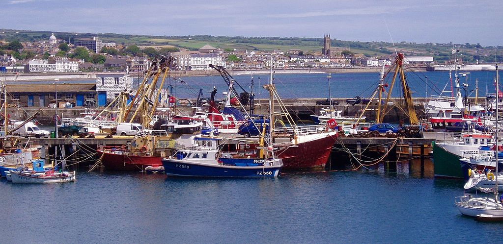 UK Fishing Industry