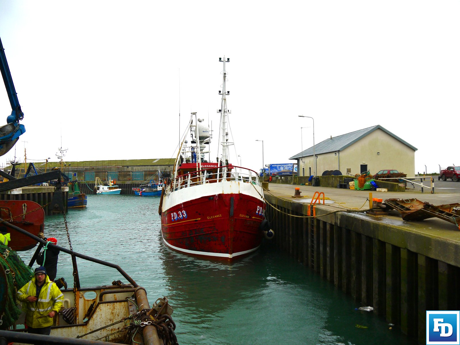 northern irish fishing industry