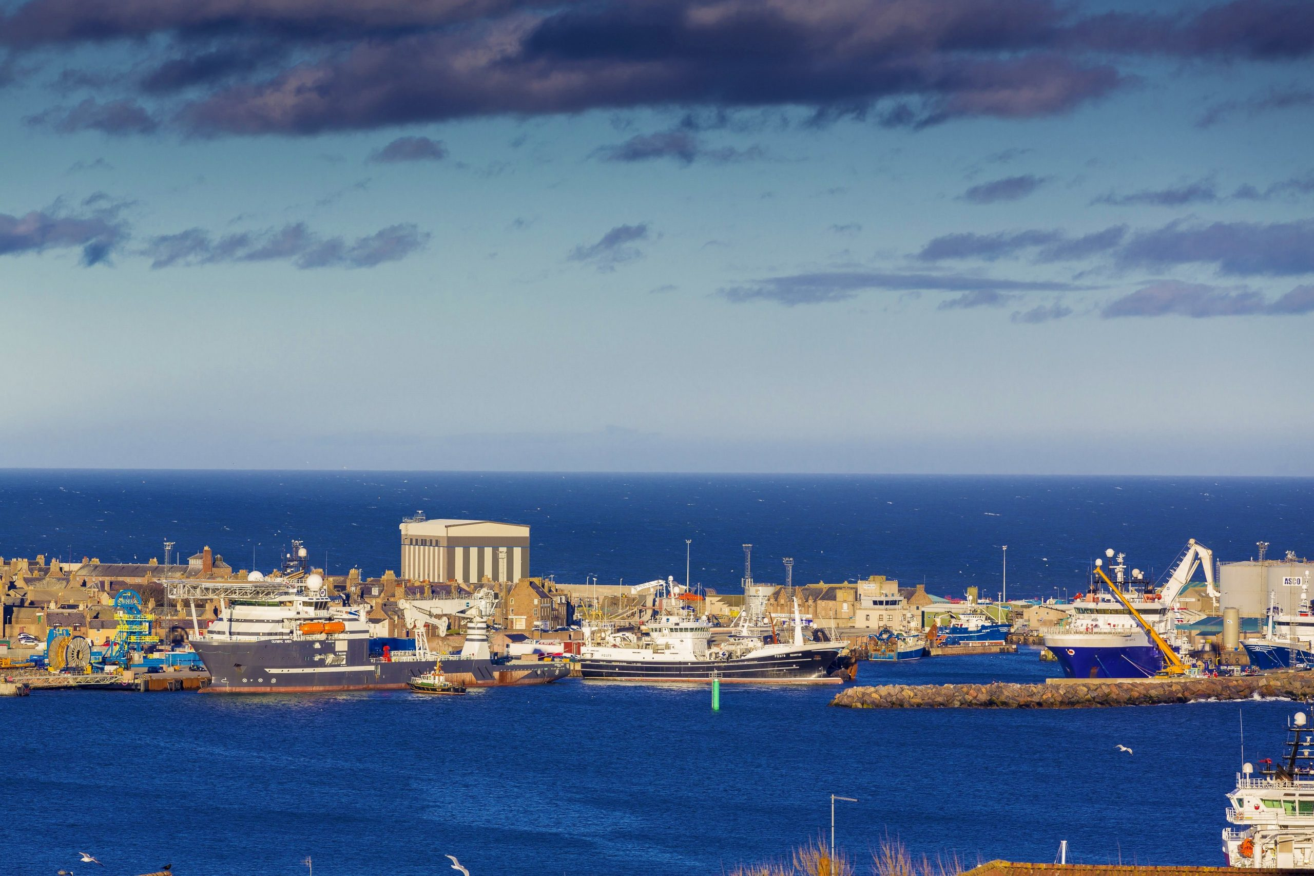 Scottish Commercial Fishing Industry
