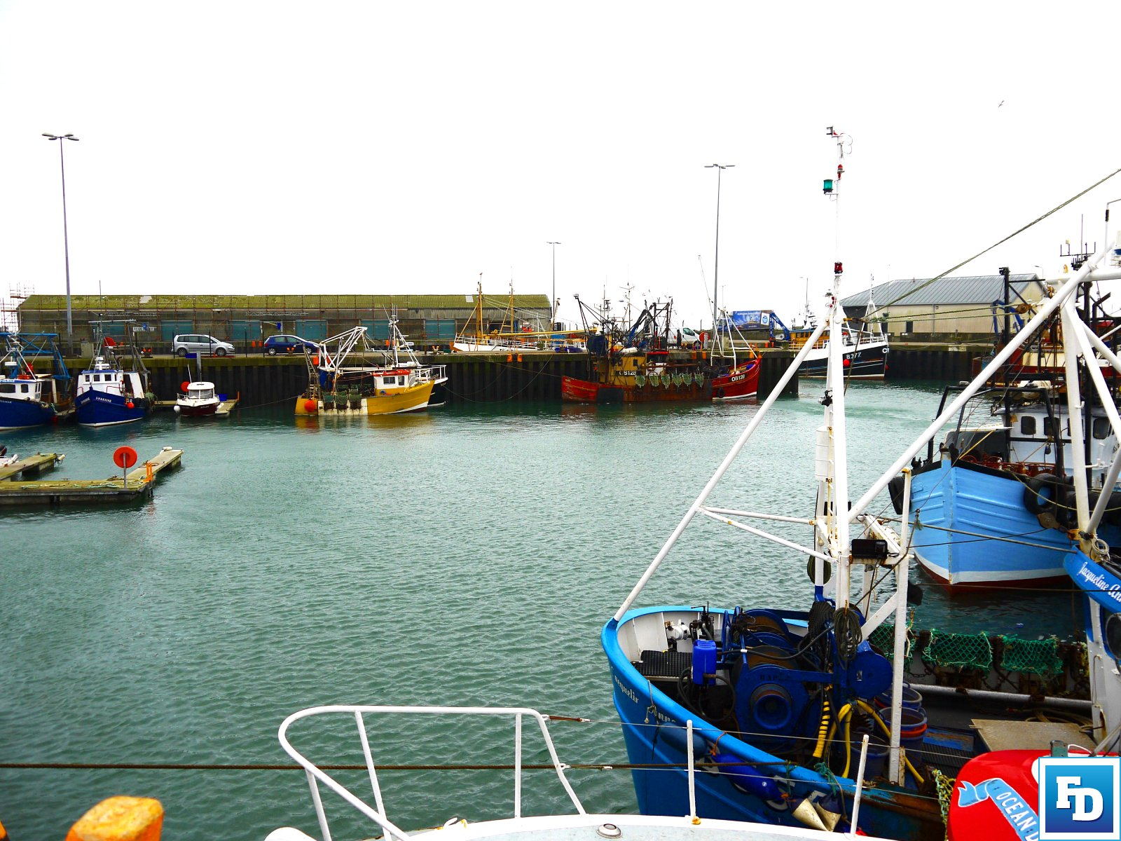 Portavogie Harbour, Co Down