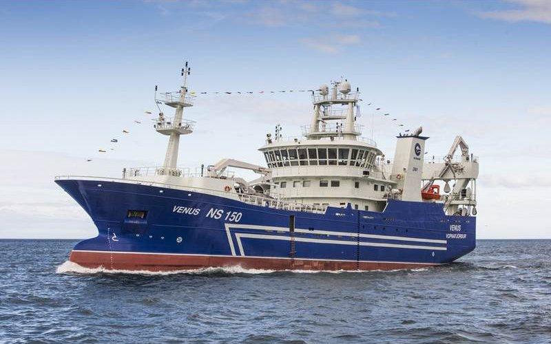 Icelandic mackerel fishery 2020