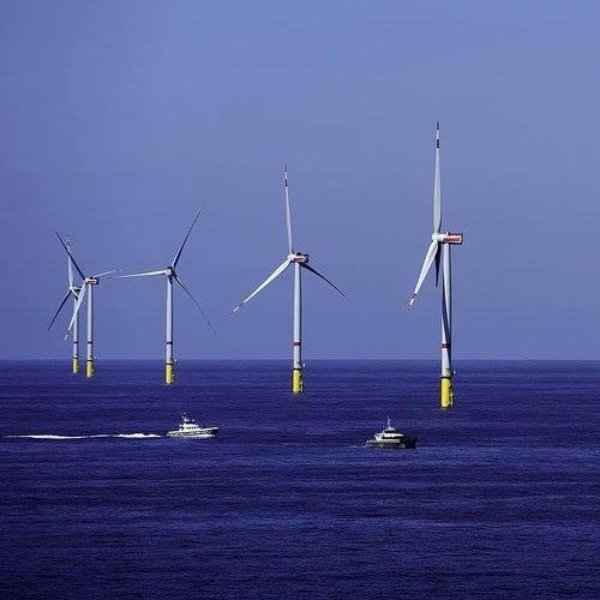 EU offshore wind farm