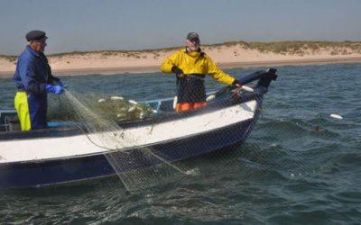 Compensation for Salmon Drift Net Fishermen being delayed