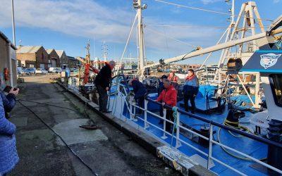 Final Board approval for Responsible Fishing Vessel Standard