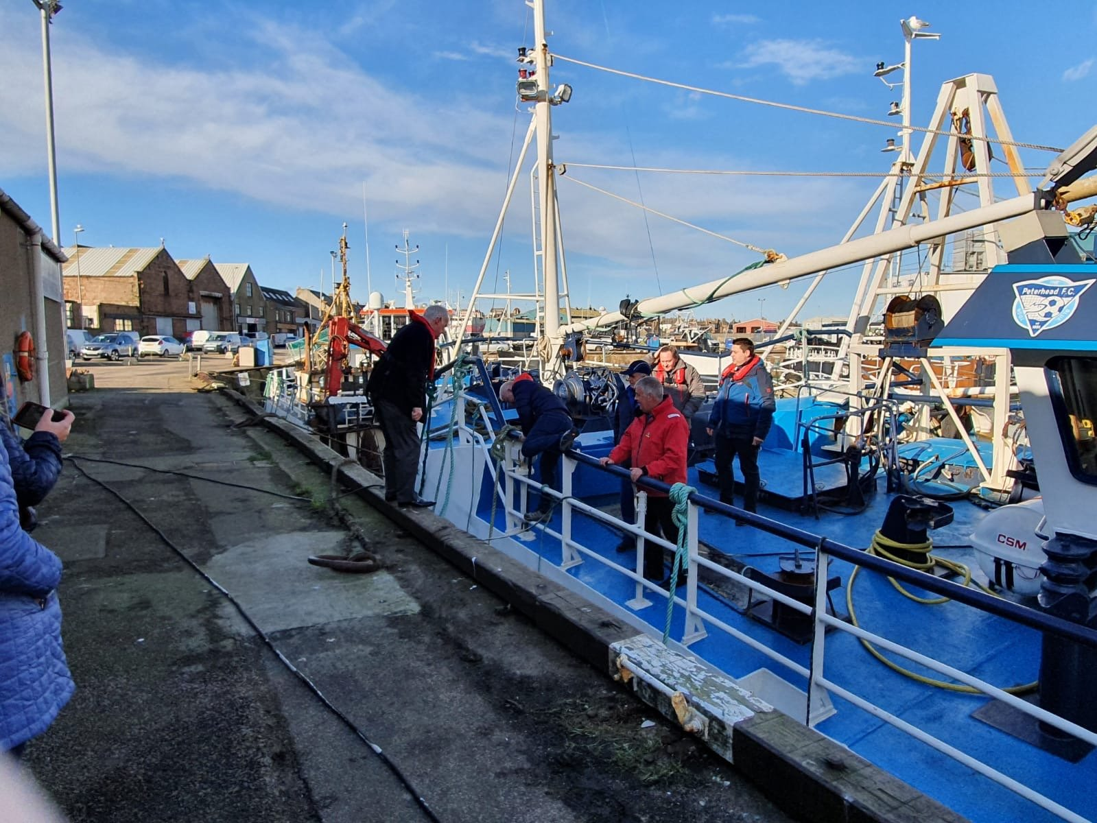 Responsible Fishing Vessel Standard