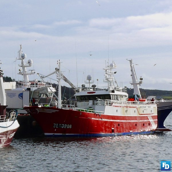 spanish fishing vessel