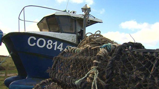 UK Fishing Industry