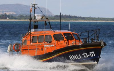 Wicklow Lifeboat comes to rescue of fishing vessel in Irish Sea