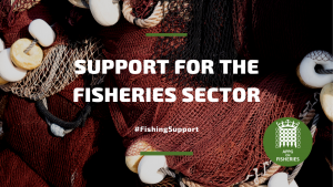 Fisheries APPG goes online
