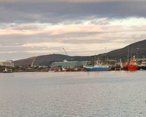 foreign vessel castletownbere