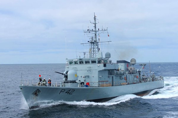LE Ciara detained a french registeres fishing vessel off Mizen Head