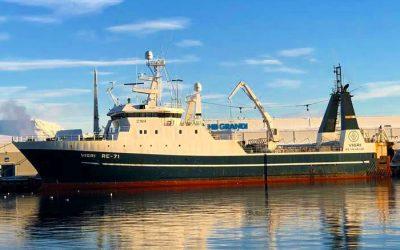 Good fishing everywhere for Icelandic Saithe says Brim skipper