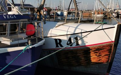"""The Bornholm Baltic Fishing Fleet asks """"Do we have a future?"""""""