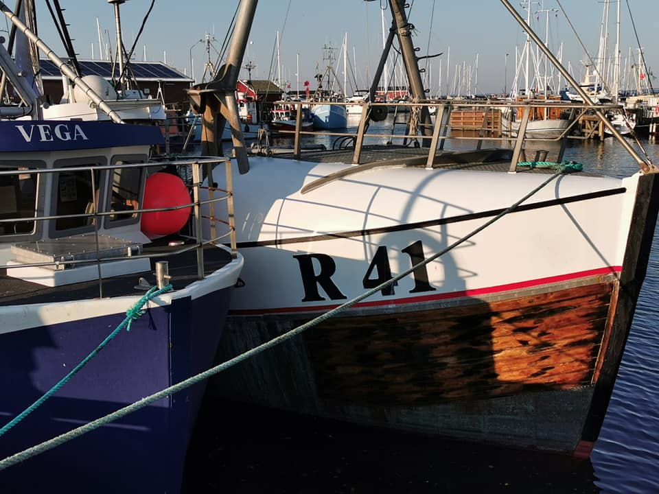 "Bornholm Baltic Fishing Fleet asks ""Do we have a future?"""