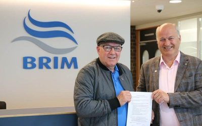 Brim hf joins the Icelandic Blue Army in fight agains plastic pollution