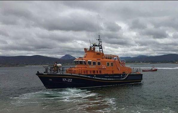 EPIRB Soutthwest Donegal search