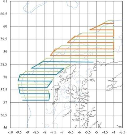 Charisma west coast herring survey