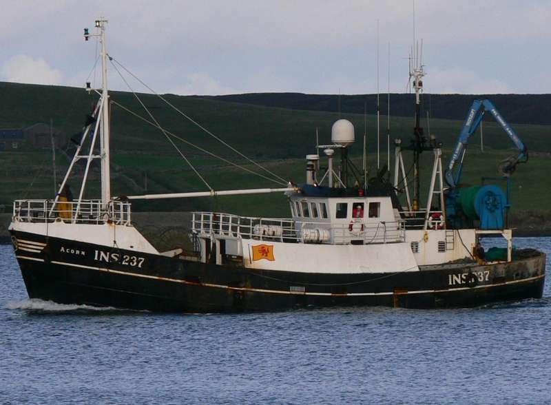 fisherman overboard stonehaven named