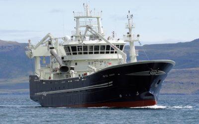 Síldarvinnslan Fishing Vessels Report Good Mackerel Season