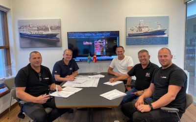Karstensen Shipyard to build new Astrid for Johansson family