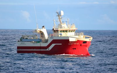 Síldarvinnslan Whitefish Trawlers Report Good Year for 2020