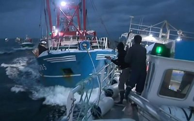 French Industry believes there could be a return to the scallop wars of 2018