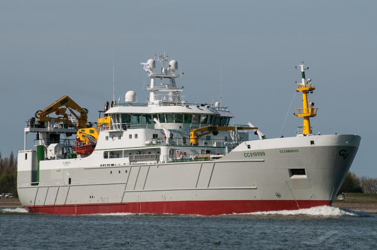 French small-scale fishers are calling for action to be taken against what they believe is European Union impunity given to supertrawlers. Photo: Vesselfinder.com