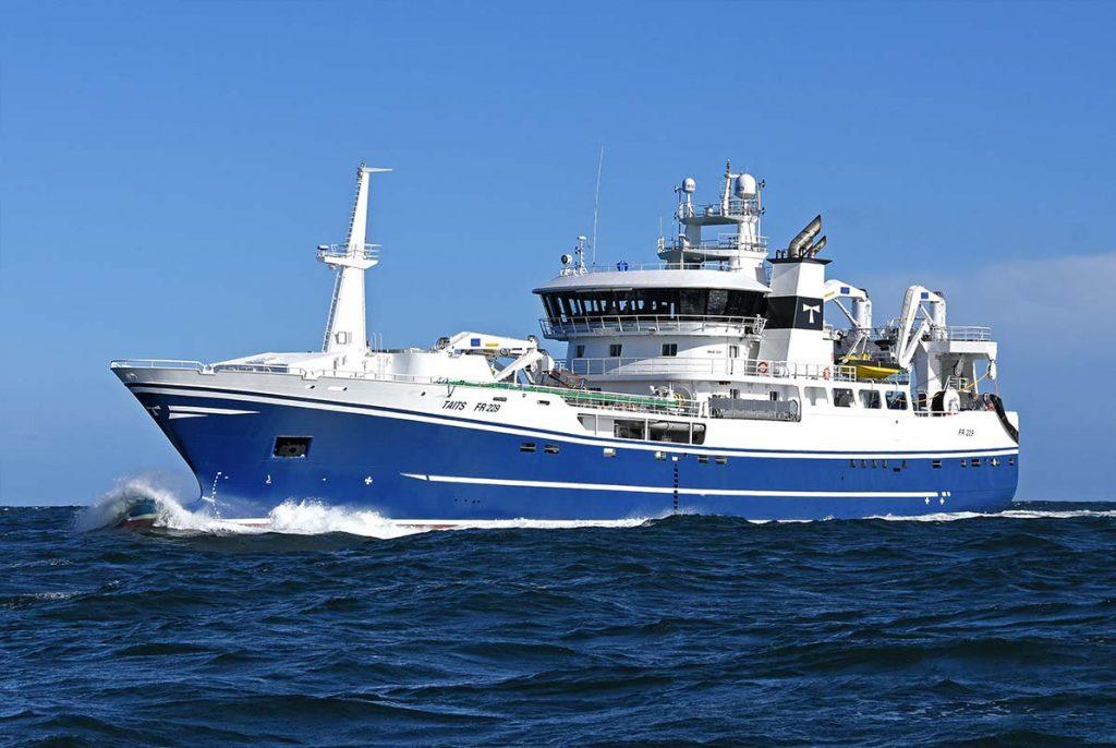 scottish pelagic fishing sector