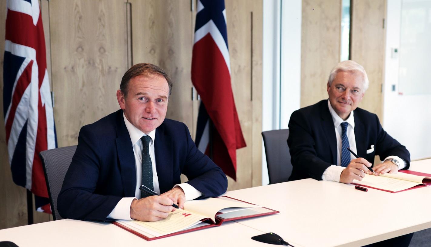UK Norway fisheries agreement