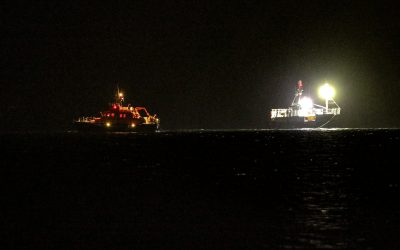 Kirkwall RNLI lifeboat involved in seven hour tow of stricken creel boat
