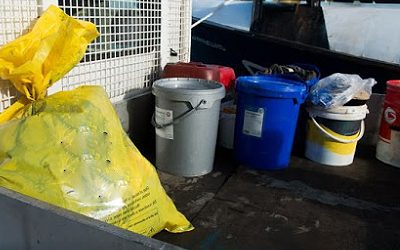 Work begins on ISO for waste handling on fishing vessels