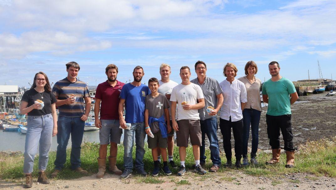 CFPO Youth Board future fishing