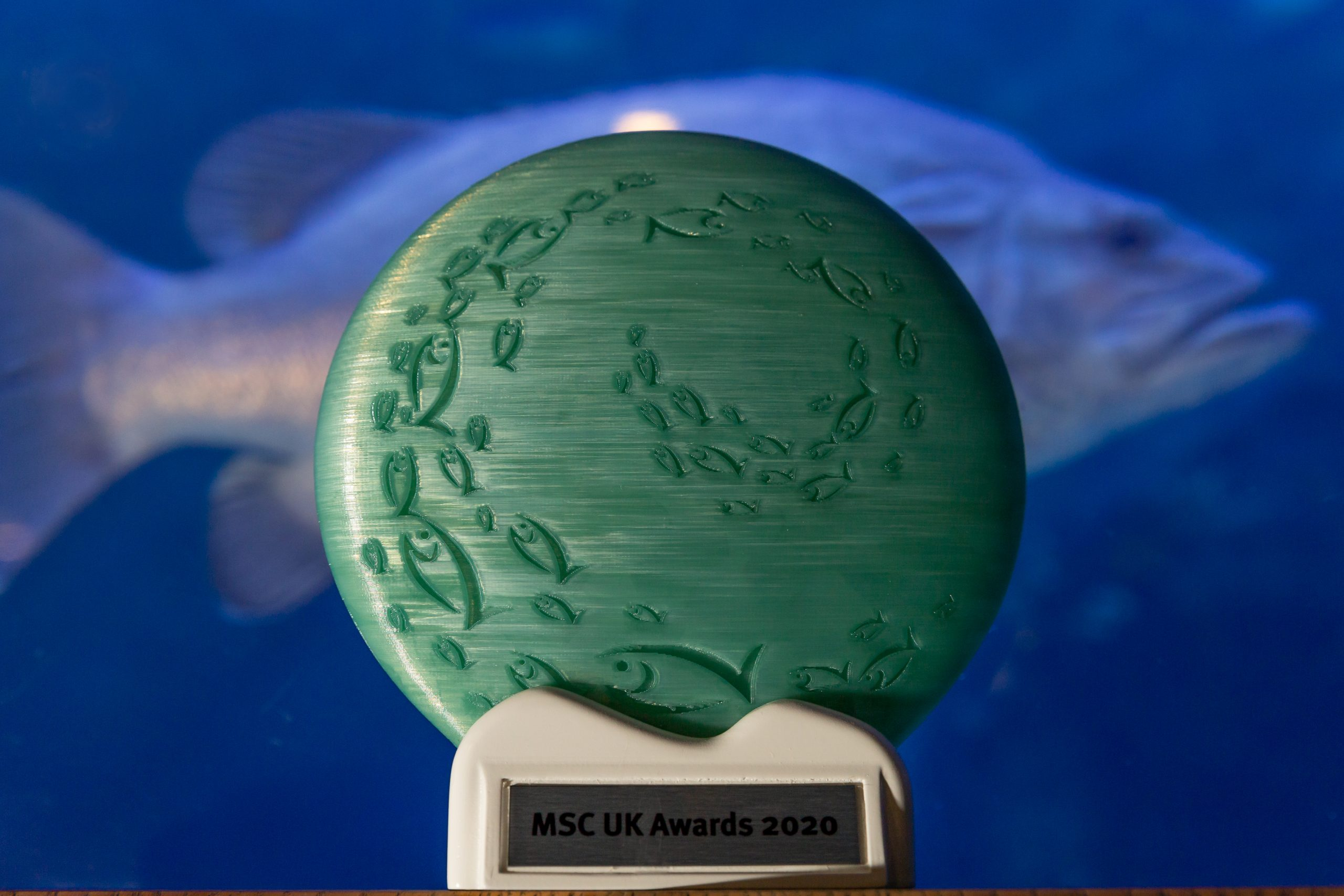 Marine Stewardship Council's UK annual awards