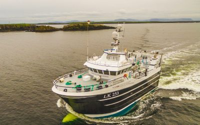 Mooney Boats delivers new Ocean Challenge for Shetland Islands