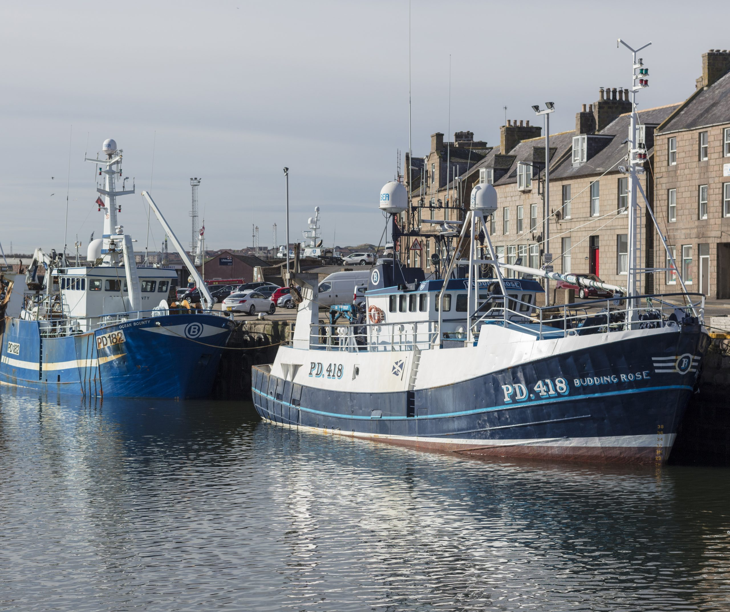 uk fishing industry leaders